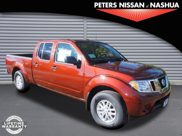 new 2017 nissan frontier sv 4x4 sv 4dr crew cab 6 1 ft lb 5a in nashua 17n86 peters nissan. Black Bedroom Furniture Sets. Home Design Ideas