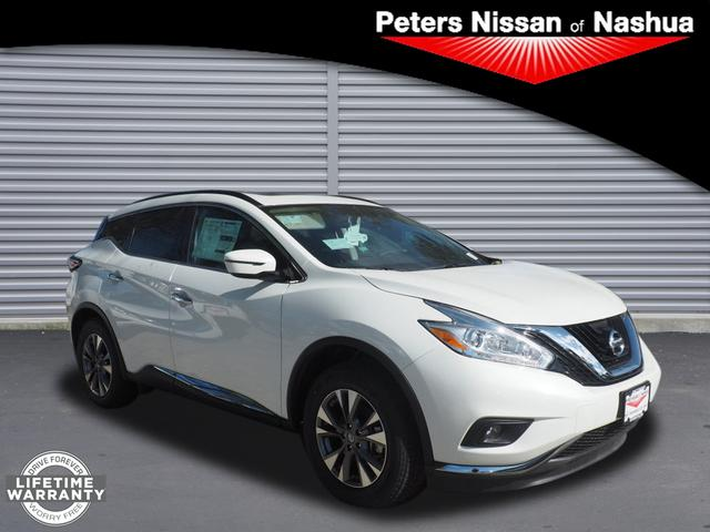 new 2017 nissan murano sv awd sv 4dr suv midyear release in nashua 17n379 peters nissan of. Black Bedroom Furniture Sets. Home Design Ideas